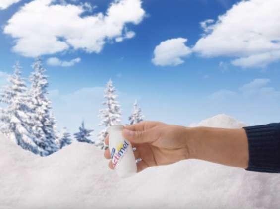 Actimel chce wstrząsnąć zimą