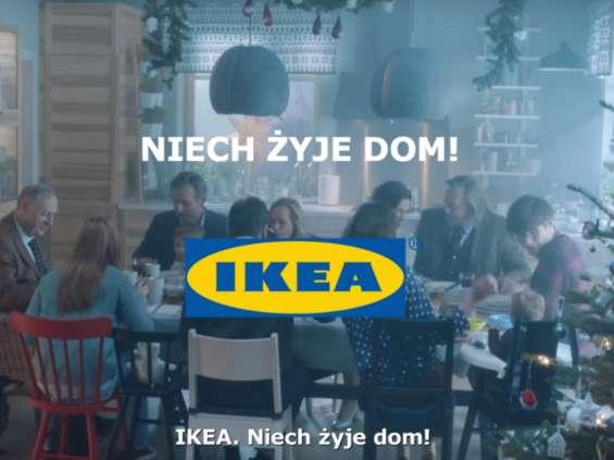 Saatchi & Saatchi IS ze świątecznym spotem dla IKEA [wideo]
