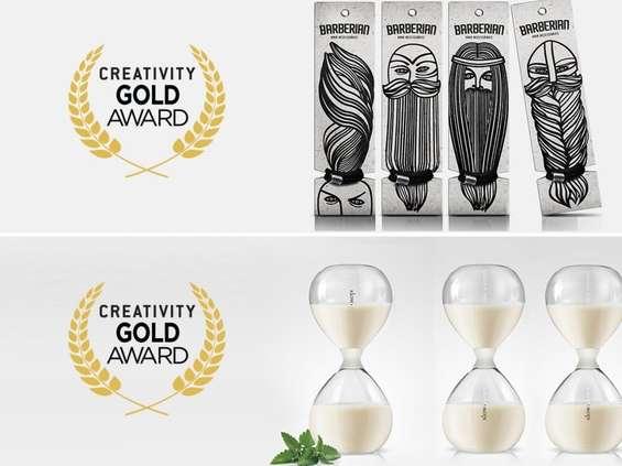 Opus B wygrywa podwójne złoto Creativity International Awards