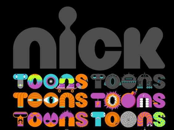 Nicktoons - nowy kanał dziecięcy w ofercie Viacomu