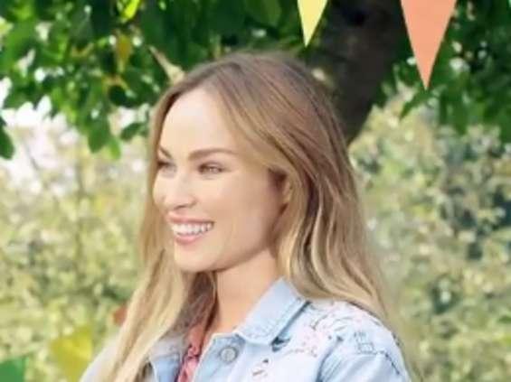 Weronika Książkiewicz w kampanii marki Cymes [wideo]