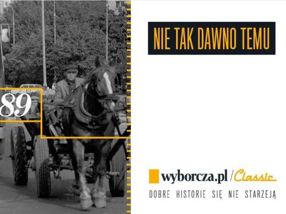 """""""Wyborcza Classic"""" - nowy projekt na Wyborcza.pl"""