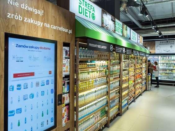 Carrefour Pro ruszył w Warszawie
