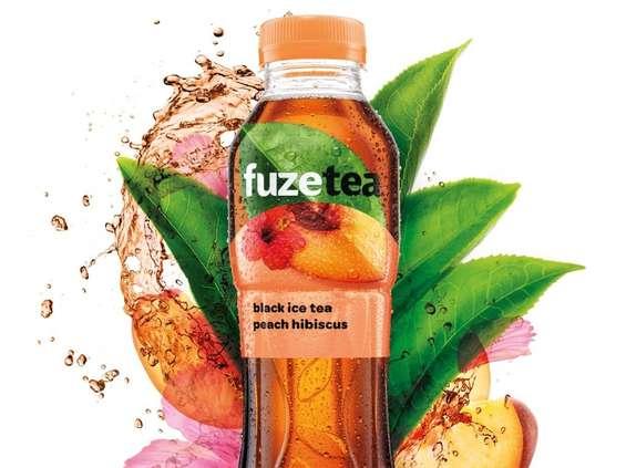 Coca-Cola z mocnym wsparciem wprowadza markę Fuzetea
