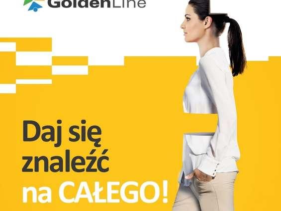 GoldenLine prowadzi kampanię