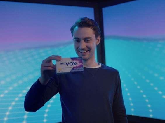 Nowa kampania marki Inovox Express przygotowana przez Upside