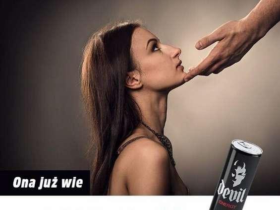 Devil Energy Drink w Komisji Etyki Reklamy