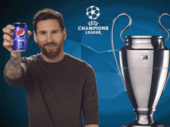 PepsiCo nadal z Ligą Mistrzów UEFA