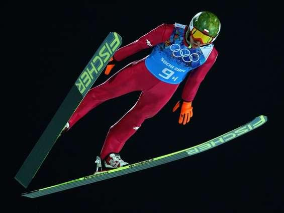 Skoki narciarskie ulubionym sportem Polaków