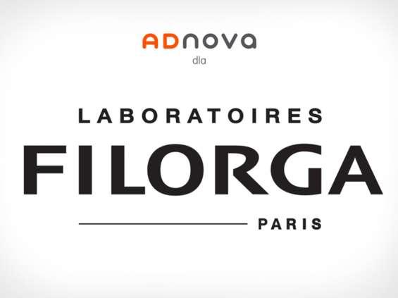 Agencja ADnova zaczęła obsługę marki FILORGA w Polsce