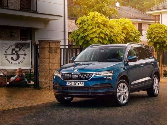 Skoda była najmocniej promowaną marką samochodową w IV kwartale 2017 r.
