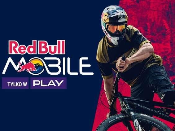 Odświeżona oferta Red Bull Mobile wsparta kampanią