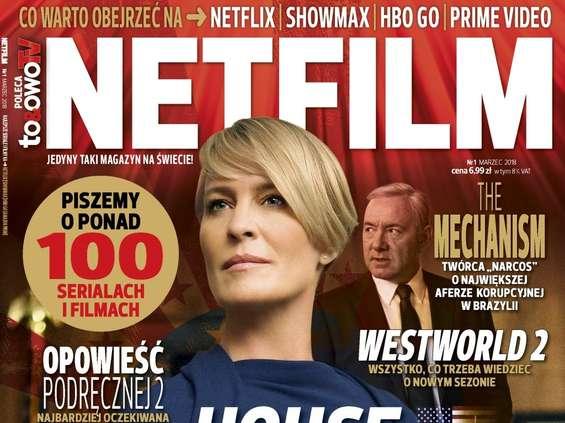 """""""Netfilm"""" - nowe pismo dla użytkowników VOD"""