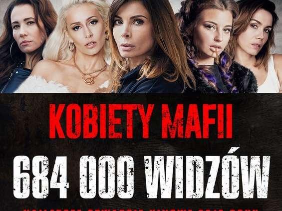"""Film """"Kobiety mafii"""" bije rekord """"Greya"""""""