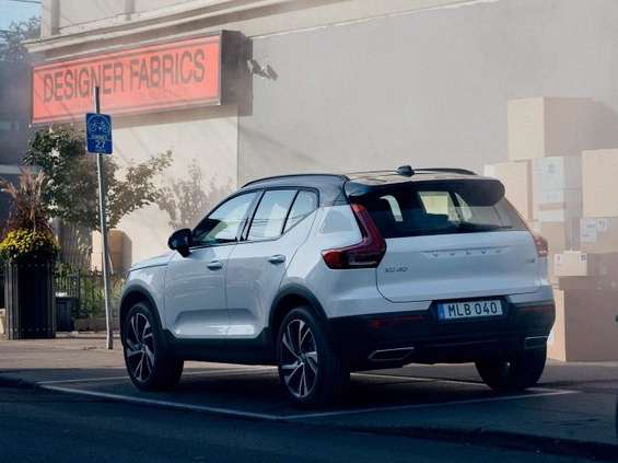 Volvo będzie intensywnie reklamowało XC40