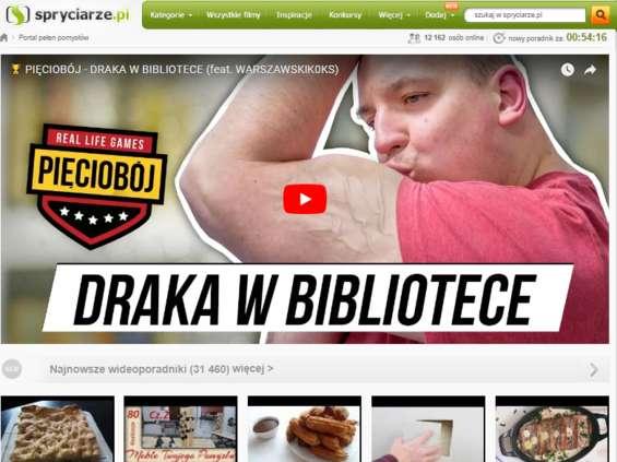 Grupa Spryciarze.pl dołączyła do TalentMedia