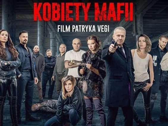 """""""Kobiety mafii"""" Patryka Vegi przyciągnęły do kin ponad milion widzów"""