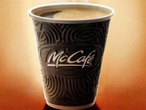 W McDonald's wraca akcja z darmową kawą
