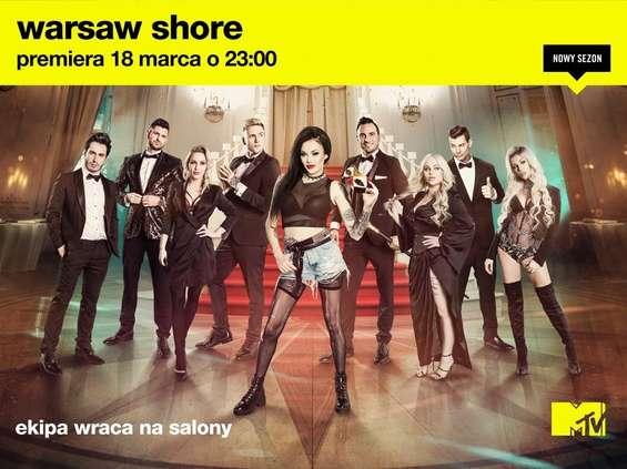 "9. seria ""Warsaw Shore - Ekipa z Warszawy"" na antenie MTV Polska"
