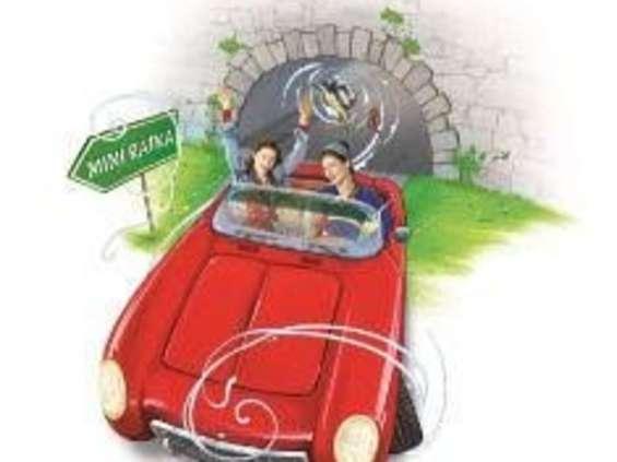 PKO BP reklamuje Mini Ratkę
