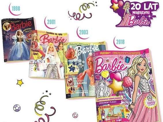 """Magazyn """"Barbie"""" kończy w Polsce 20 lat"""