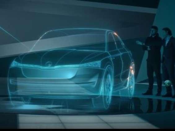 Skoda reklamuje pierwszy model napędzany energią elektryczną [wideo]