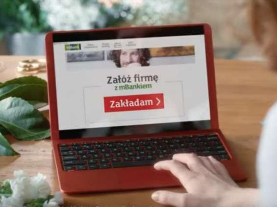 VML promuje nową usługę mBanku [wideo]