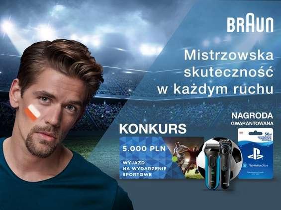 Braun startuje z nową promocją konsumencką