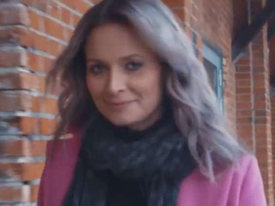 Odeta Moro w reklamie kosmetyków Matrix [wideo]