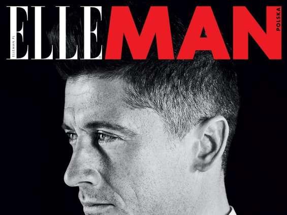 Nowy Elle Man już w kioskach