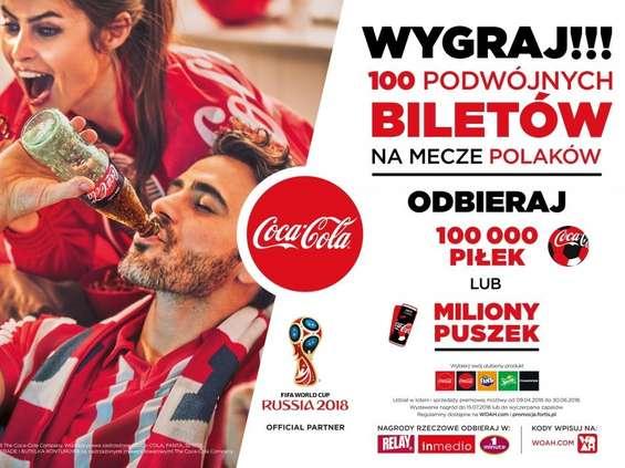 Mundialowa kampania Coca-Coli to jej największy tegoroczny projekt