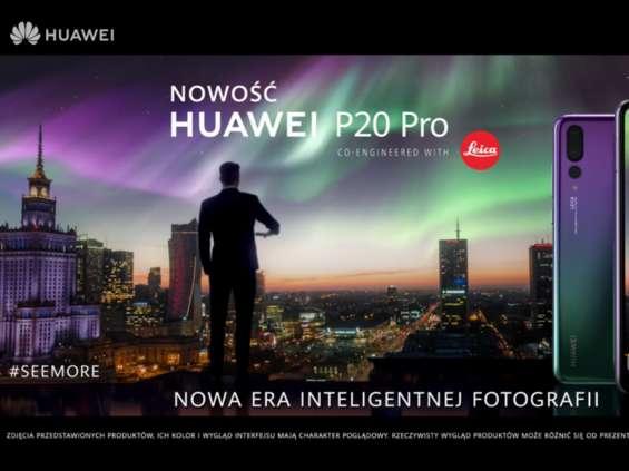 Lewandowski i Wonder Woman razem reklamują Huawei [wideo]