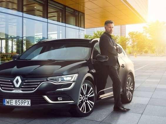 Maciej Zakościelny ambasadorem marki Renault