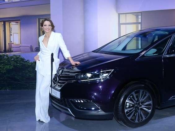 Anna Dereszowska ambasadorką marki Renault