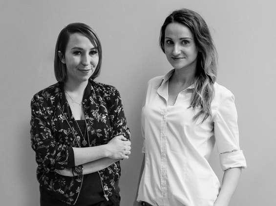 Angelika Kobylarz i Katarzyna Popielarczyk awansują w Walk Creative