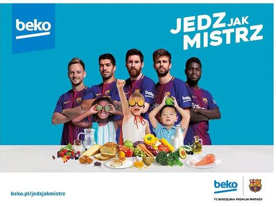 Beko bada nawyki żywieniowe dzieci