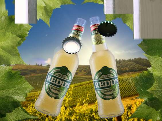 Kompania Piwowarska promuje Redd's Bianco [wideo]