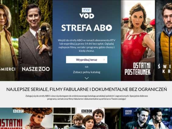 TVP uruchamia własny serwis SVoD