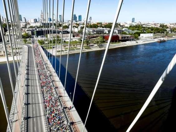 20 tysięcy miłośników sportu rywalizowało podczas ORLEN Warsaw Marathon