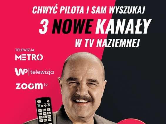 Metro, WP i Zoom TV we wspólnej kampanii