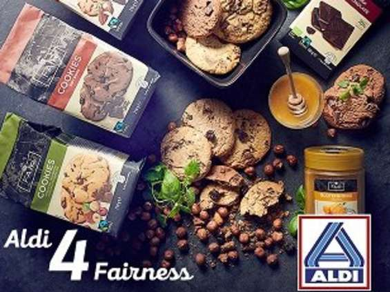 Aldi wspiera World Fairtrade Challenge