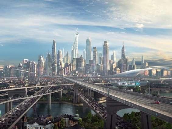 Samochody Kia w futurystycznej reklamie [wideo]