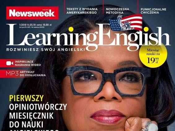"""Nowy miesięcznik z logo """"Newsweeka"""""""