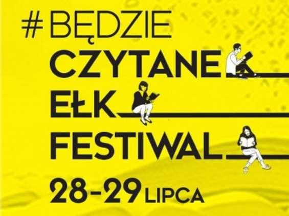 #Będzieczytane Ełk - nowy festiwal Agory
