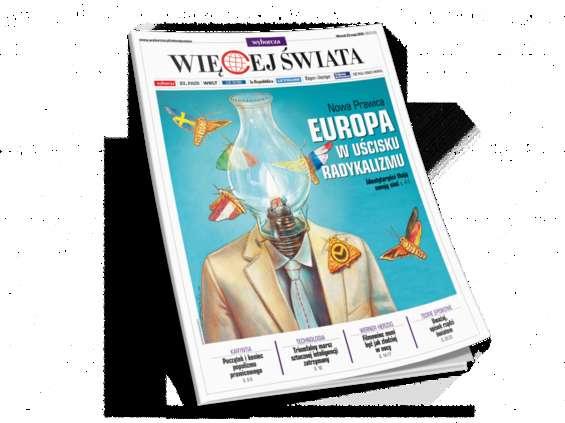 """""""Więcej Świata"""" - nowy magazyn """"Wyborczej"""""""