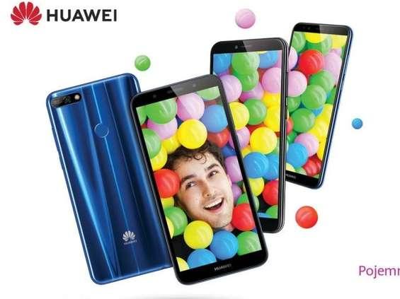 Huawei liczy, że seria Y będzie hitem sprzedaży
