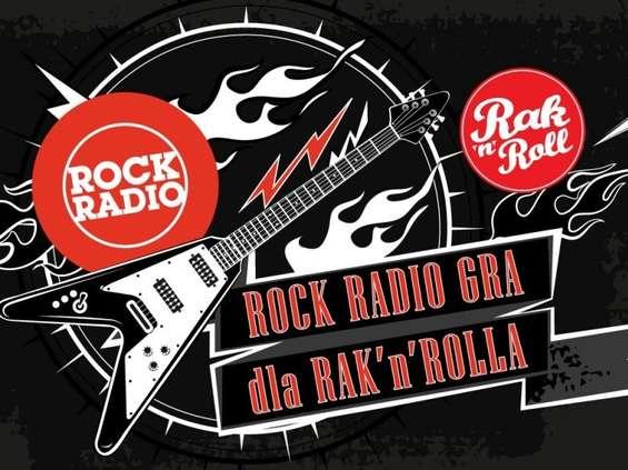 Rock Radio wesprze działania Fundacji Rak'n'Roll