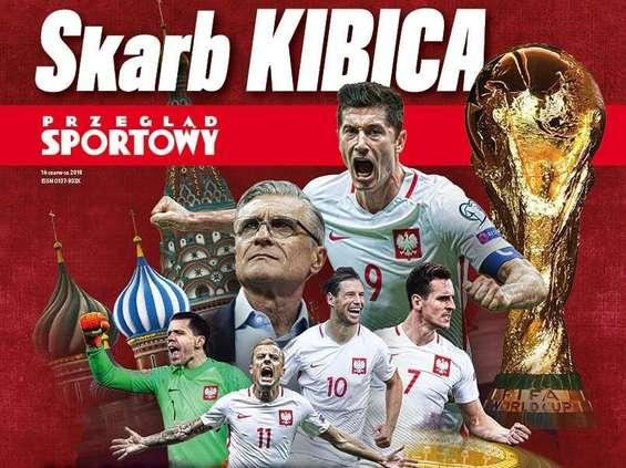"""""""Przegląd Sportowy"""" ze """"Skarbem Kibica"""" w 230-tys. nakładzie"""