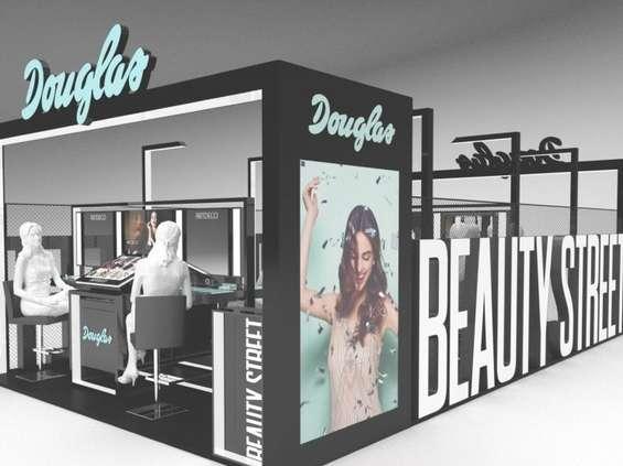 Beauty Street - nowy koncept Douglasa