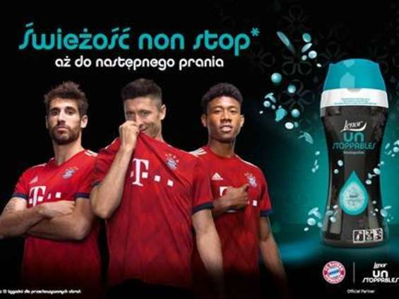 Marka Lenor wspiera Bayern Monachium [wideo]